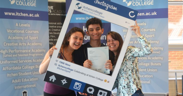 Itchen college adult